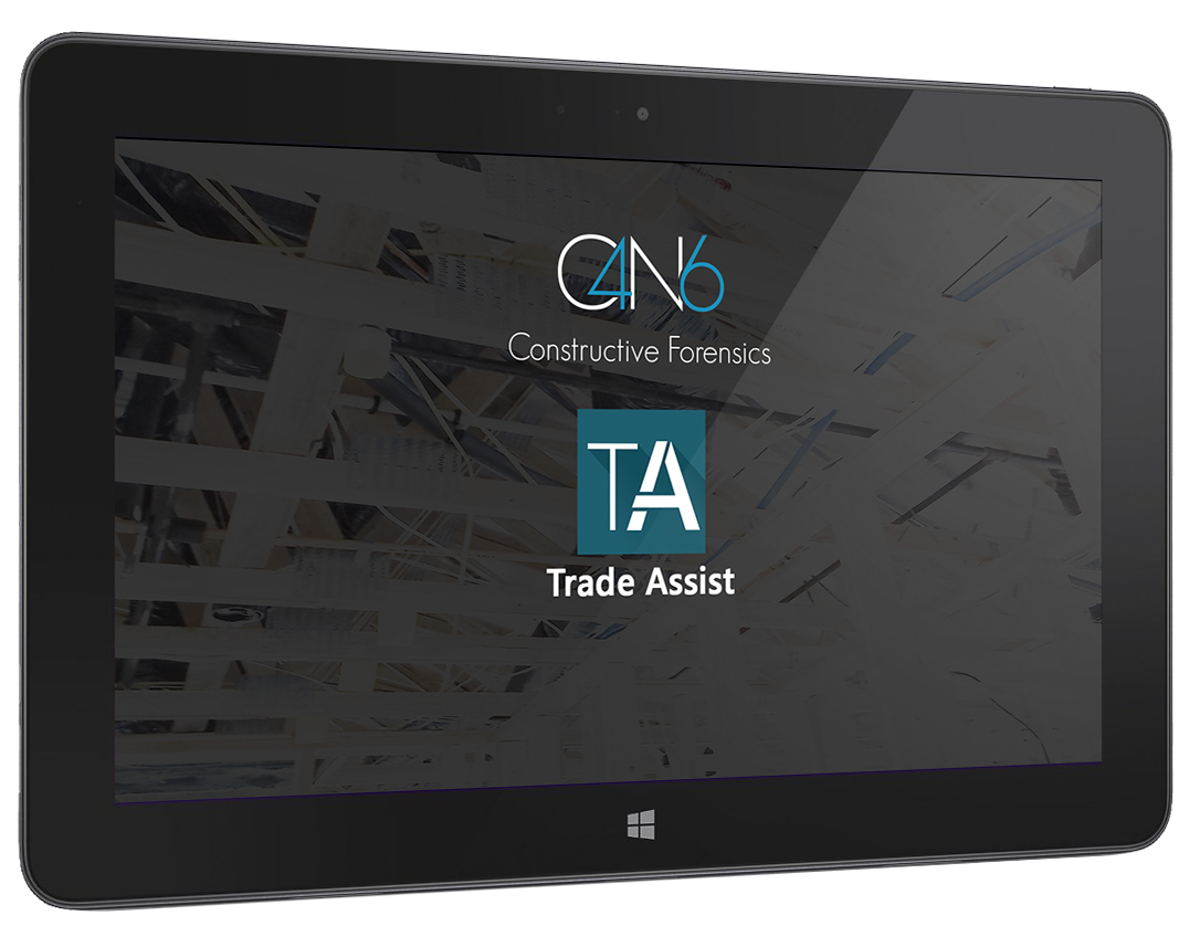 Constructive Forensics Trade Asssit Tablet Image