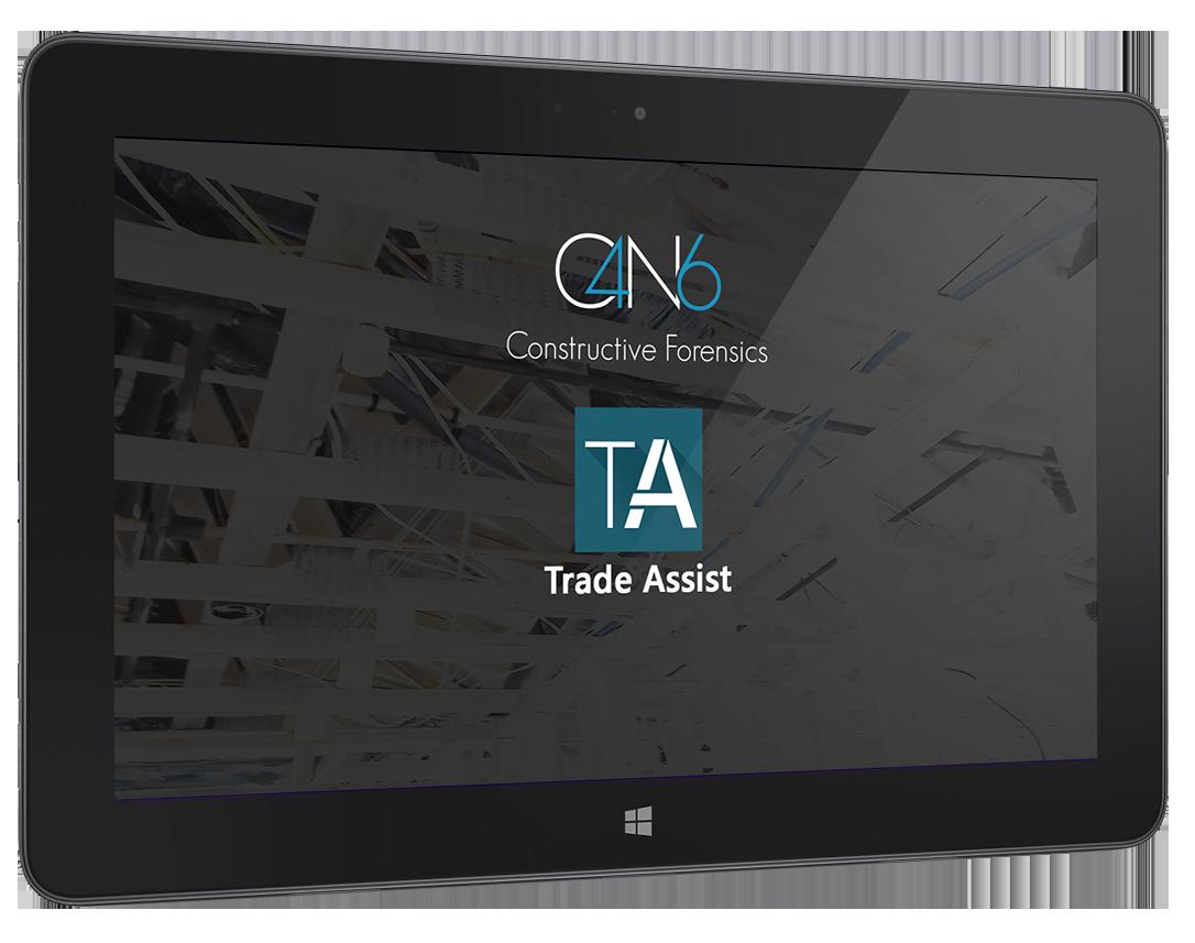 Constructive Forensics Trade Asssit Tablet Image
