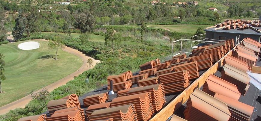 Construction Defect Litigation Roof InspectionPhoto